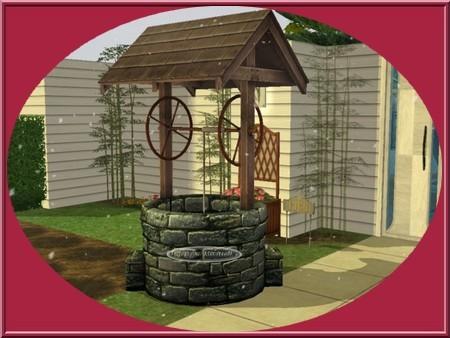 Comment decorer un puit awesome pelouse amenagement cour interieure with comment decorer un - Comment trouver un puit dans son jardin ...